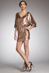 Haute Hippie Sequined Dress - Lyst