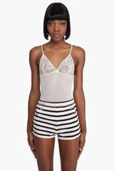 By Malene Birger Cathel Camisole - Lyst