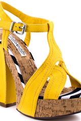 Naughty Monkey Marionette - Yellow - Lyst