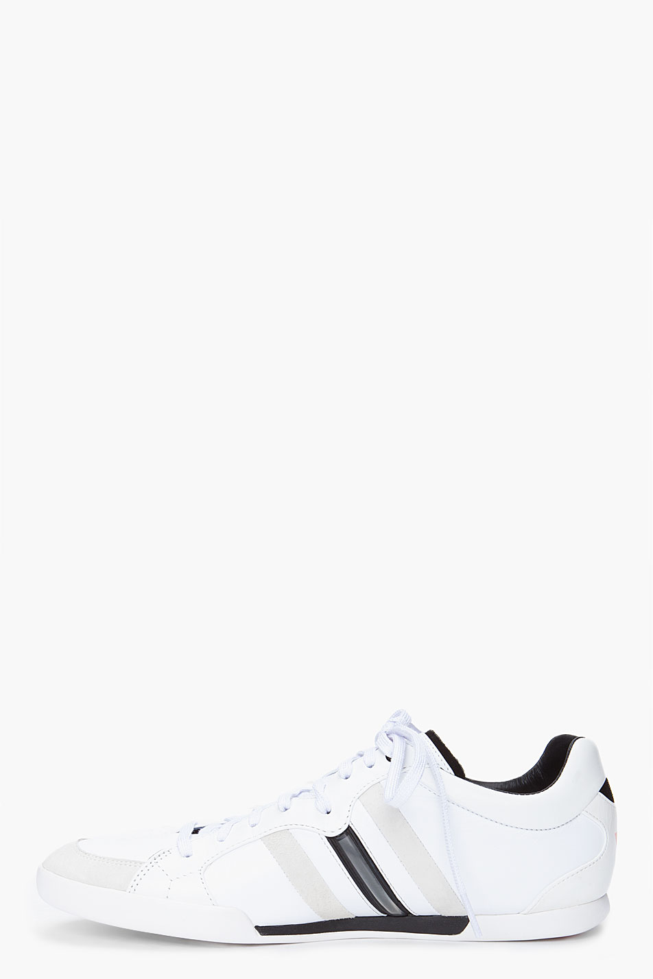 cd3e63391 Lyst - Y-3 Sala Classic Sneaker in White for Men