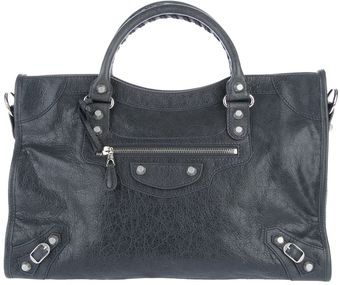 Balenciaga Giant City Shoulder Bag - Lyst