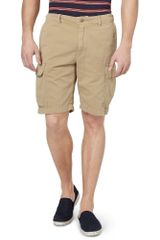 J.Crew Stanton Washed Cotton Twill Cargo Shorts - Lyst