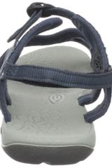 Keen Womens La Paz Sandal in Blue (midnight navy) - Lyst