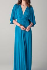 Rachel Pally Long Caftan Dress - Lyst