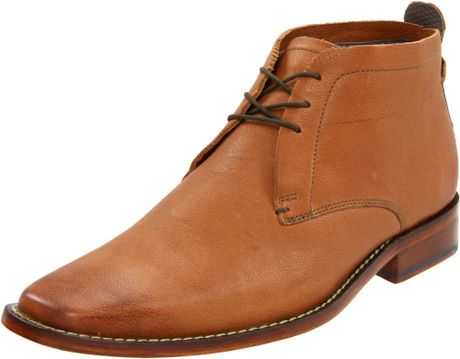 Ted Baker Mens Ashcroft 3 Lace Up Boot in Brown for Men (tan wash) - Lyst