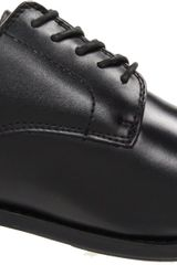 Bass Mens Atlanta Cap Toe Oxford in Black for Men - Lyst