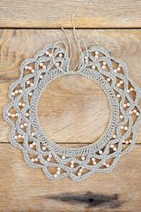 Free People Vintage Beaded Collar - Lyst