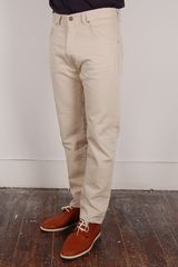 Levi's Vintage Levis Vintage Clothing 519 Bedford Pants in Beige for Men (copper) - Lyst