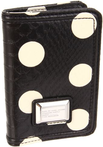 Marc By Marc Jacobs D5 Dotty Passport Sleeve Passport Holder - Lyst