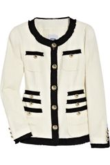 Moschino Cheap & Chic Wool-blend Jacket - Lyst