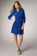 Nanette Lepore Heartbreaker Button-down Dress - Lyst