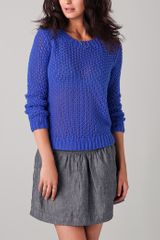 Theory Twilari Sweater - Lyst