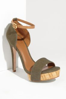 Tory Burch Amina High Heel Sandal - Lyst