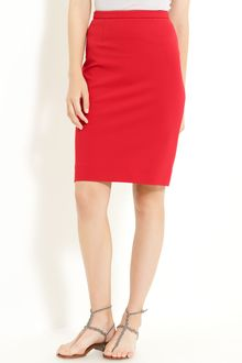 Valentino Straight Skirt - Lyst