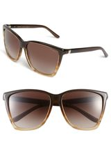 Yves Saint Laurent Retro Inspired Sunglasses - Lyst