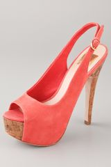Dolce Vita Dolores Sling Back Pumps - Lyst