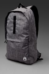 Nixon Field Backpack - Lyst