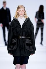 Richard Chai Fall 2012 Wool Parka - Lyst