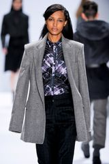 Richard Chai Fall 2012 Wool Jacket - Lyst