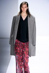 Richard Chai Fall 2012 Wool Coat - Lyst
