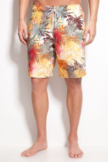 Bugatchi Uomo Volley Swim Shorts - Lyst