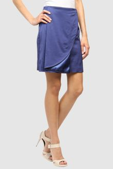 Emporio Armani Knee Length Skirts - Lyst