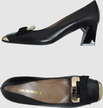 Bruno Magli Closed-toe Slip-ons - Lyst