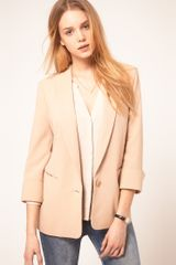 ASOS Collection Asos Tux Blazer in Loose Fit - Lyst