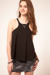 ASOS Collection Asos Extreme Vest - Lyst