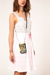 Asos Collection Limited Edition Beaded Across Body Bag in Multicolor (multi) - Lyst