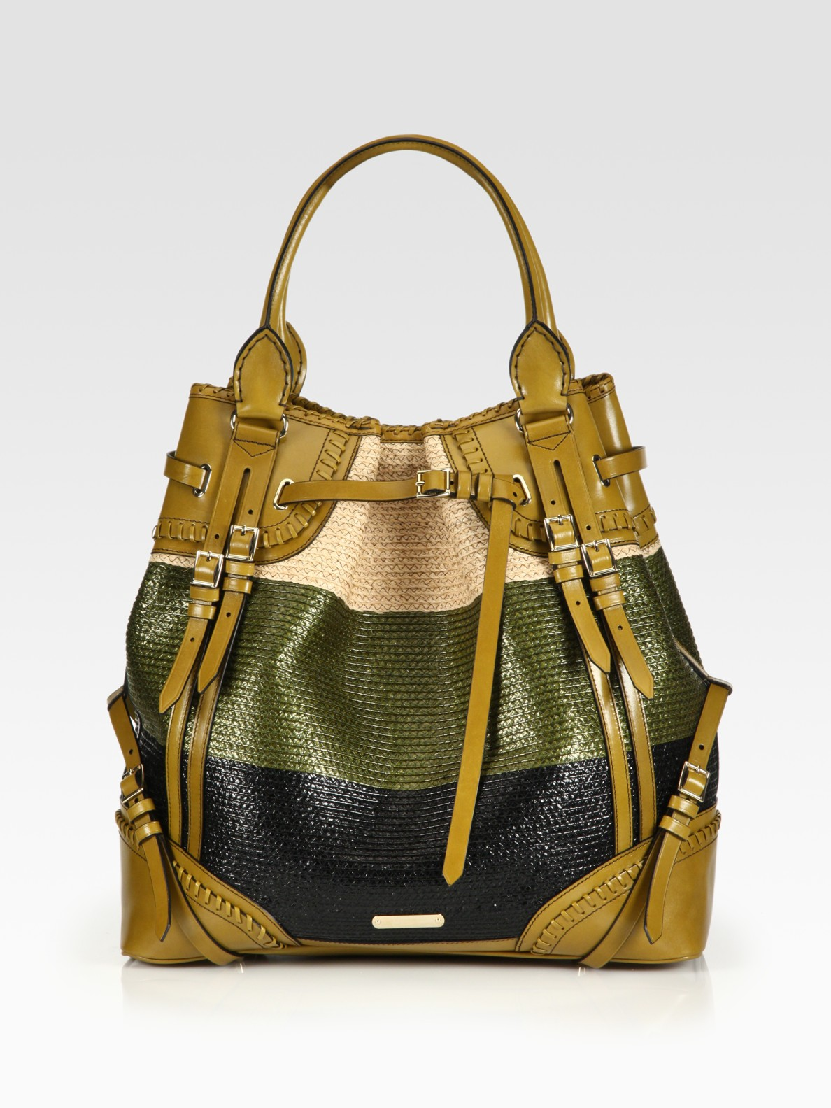 Lyst Burberry Prorsum Medium Whipstitch Tote Bag