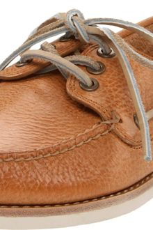 Frye Mens Sully Boat Boat Shoe - Lyst
