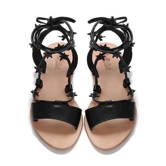 Lyst Loeffler Randall Skye Gladiator Sandal In Black
