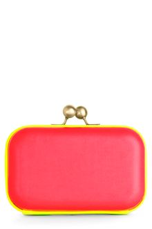 ModCloth Hit The Dance Floor-escent Clutch - Lyst