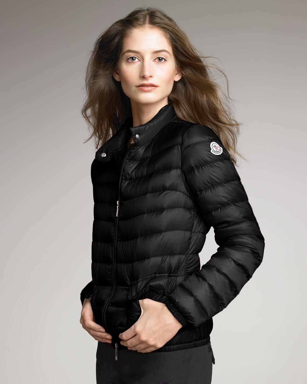 moncler womens lightweight jacket