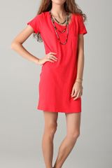 C&c California T-shirt Dress - Lyst