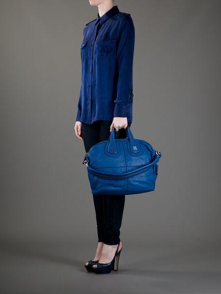 Nightingale Blue Givenchy Nightingale