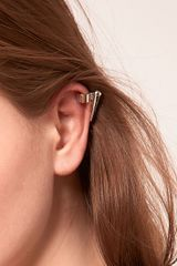 ASOS Collection Asos Stalacite Ear Cuff - Lyst