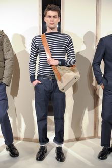 J.Crew Fall 2012 Dark Blue Chino Pants - Lyst