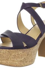 Nine West Guessagain Sandals - Lyst