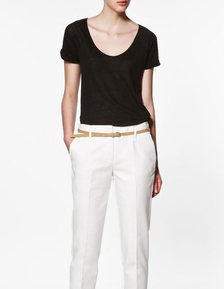 Zara Linen Blouse 47