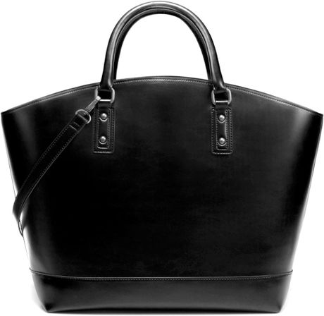 Zara Shopper Basket in Black