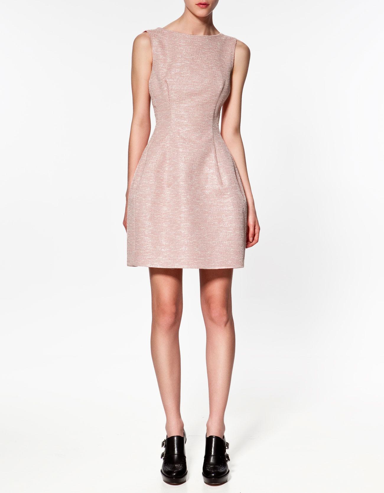 Zara Tulip Dress Zara Tulip Dress in Pink View