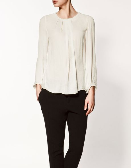 Zara Womens Blouse 25