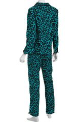 Betsey Johnson Blue Lagoon Cotton Flannel Thundercats Pajama Set in Blue - Lyst