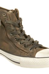 Converse Chuck T All Star Hightop Sneaker - Lyst