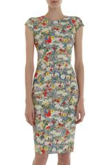 Erdem Eliza Dress - Lyst
