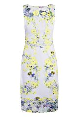 Erdem Marlena Botanical-print Dress - Lyst