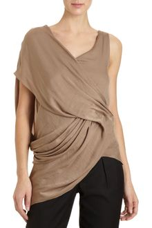 Helmut Lang Orbit Top - Lyst