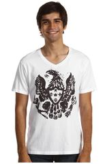 King Baby Studio Eagle Icons Tee - Lyst